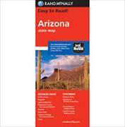 Cover-Bild zu Arizona State Map