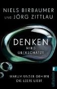 Cover-Bild zu Zittlau, Jörg: Denken wird überschätzt (eBook)