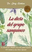 Cover-Bild zu Zittlau, Jorg: La Dieta del Grupo Sanguíneo