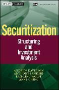 Cover-Bild zu Davidson, Andrew: Securitization