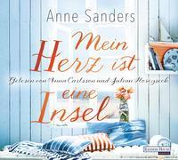 Cover-Bild zu Sanders, Anne: Mein Herz ist eine Insel