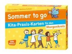 Cover-Bild zu Sommer to go von Gulden, Elke