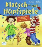 Cover-Bild zu Klatsch- und Hüpfspiele von Gulden, Elke
