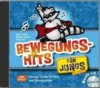 Cover-Bild zu Bewegungshits für Jungs - Audio-CD von Gulden, Elke