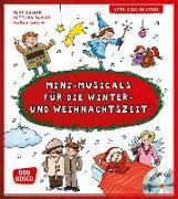 Cover-Bild zu Mini-Musicals für die Winter- und Weihnachtszeit von Gulden, Elke