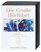 Cover-Bild zu Luther, Martin (Übers.): Die Große HörBibel / Die Große HörBibel nach Martin Luther