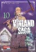 Cover-Bild zu Yukimura, Makoto: Vinland Saga, Band 10