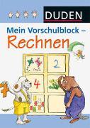 Cover-Bild zu Hilgert, Gabie (Illustr.): Duden: Mein Vorschulblock - Rechnen