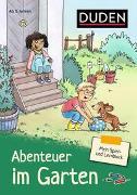 Cover-Bild zu Krause, Marion: Mein Spiel- und Lernblock 4 - Abenteuer im Garten