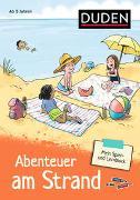 Cover-Bild zu Krause, Marion: Mein Spiel- und Lernblock 3 - Abenteuer am Strand