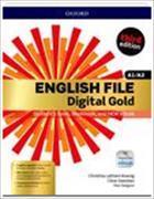 Cover-Bild zu English File Digital Gold Elementary A1-A2. Premium without key (Nur für den Kanton Tessin)