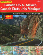 Cover-Bild zu Canada / USA / Mexico Road Atlas 2014