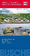 Cover-Bild zu Canada Atlantic Provinces & Island of Newfoundland. 1:800'000 / 1:1'000'000