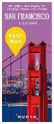 Cover-Bild zu EASY MAP San Francisco. 1:15'000