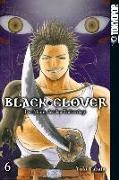 Cover-Bild zu Tabata, Yuki: Black Clover 06