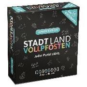 Cover-Bild zu Denkriesen (Hrsg.): DENKRIESEN - STADT LAND VOLLPFOSTEN - Das Kartenspiel - Junior Edition