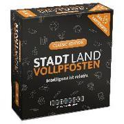Cover-Bild zu Denkriesen (Hrsg.): DENKRIESEN - STADT LAND VOLLPFOSTEN - Das Kartenspiel - Classic Edition