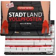 Cover-Bild zu Denkriesen (Illustr.): STADT LAND VOLLPFOSTEN® - ROTLICHT EDITION - AB 16 JAHREN