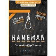 "Cover-Bild zu Denkriesen (Hrsg.): HANGMAN - CLASSIC EDITION - ""Galgenmännchen TO GO"""