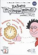 Cover-Bild zu Italiano in cinque minuti 2. Übungsbuch