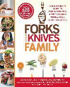 Cover-Bild zu Pulde, Alona: Forks Over Knives Family