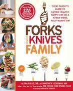 Cover-Bild zu Pulde, Alona: Forks Over Knives Family (eBook)