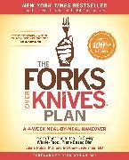 Cover-Bild zu Pulde, Alona: The Forks Over Knives Plan