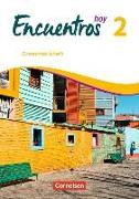 Cover-Bild zu Encuentros Hoy 2. Grammatikheft