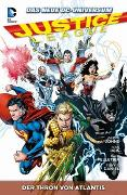 Cover-Bild zu Johns, Geoff: Justice League