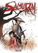 Cover-Bild zu Di Giorgio, Jean-François: Samurai Gesamtausgabe 4 (Band 10 - 13)
