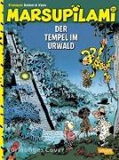 Cover-Bild zu Franquin, André: Marsupilami 23: Der Tempel im Urwald