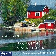 Cover-Bild zu Die Toten von Sandhamn (Audio Download) von Sten, Viveca