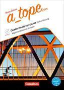 Cover-Bild zu A_tope.com. Nueva edición. Allgemeinbildende Schulen. Arbeitsheft mit interaktiven Übungen - Lehrerfassung