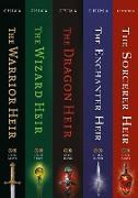 Cover-Bild zu Williams Chima, Cinda: Heir Chronicles: Books I-V (eBook)