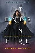 Cover-Bild zu Shvarts, Andrew: It Ends in Fire (eBook)