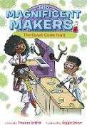 Cover-Bild zu Griffith, Theanne: The Magnificent Makers #4: The Great Germ Hunt (eBook)