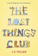 Cover-Bild zu Puller, J. S.: The Lost Things Club (eBook)
