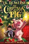 Cover-Bild zu Rowling, J. K.: The Christmas Pig (eBook)