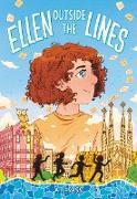 Cover-Bild zu Sass, A. J.: Ellen Outside the Lines (eBook)