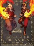 Cover-Bild zu Pruett, Joshua: Avatar: The Last Airbender: Legacy of the Fire Nation