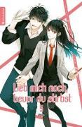 Cover-Bild zu Sora: Lieb mich noch, bevor du stirbst 05
