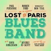 Cover-Bild zu Lost In Paris Blues Band