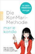 Cover-Bild zu Kondo, Marie: Die KonMari-Methode