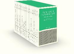 Cover-Bild zu Das Prosawerk in 19 Bänden in Kassette von Dürrenmatt, Friedrich