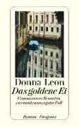 Cover-Bild zu Das goldene Ei von Leon, Donna