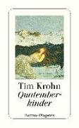 Cover-Bild zu Quatemberkinder von Krohn, Tim