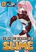 Cover-Bild zu Fuse: That Time I Got Reincarnated as a Slime 6