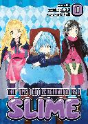 Cover-Bild zu Fuse: That Time I Got Reincarnated as a Slime 10