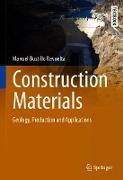 Cover-Bild zu Bustillo Revuelta, Manuel: Construction Materials (eBook)