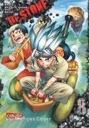 Cover-Bild zu BOICHI: Dr. Stone 8